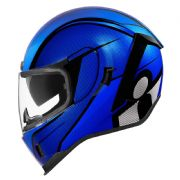 Icon Airform Helmet Conflux Blue